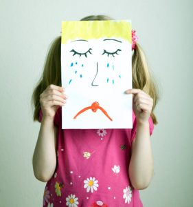 how we can help children and adolescents - sad child