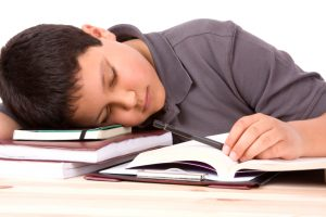 Tired Teenager - how much sleep does your teenager really need?